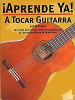 Aprende Ya A Tocar Guitarra Dvd 014001997