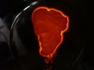 Very Rare Ayatollah Khomeini Figural Aerolux Style Bulb Lamp