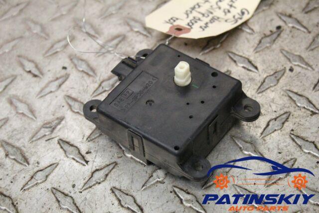2003 Infiniti G35 A  C Heater Blower Motor Housing Door Blend Box Actuator 03