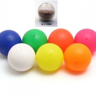 Yellow Play SIL-X Implosion Juggling Ball 78mm,150g