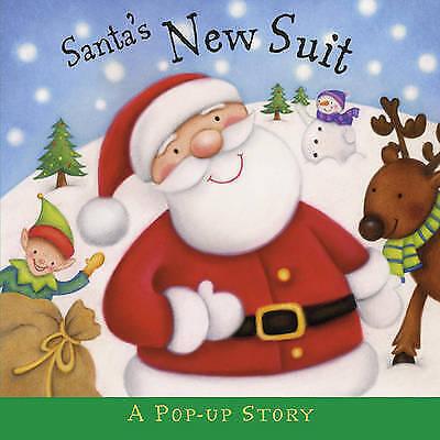 Santa's New Suit: Pop-up by Jenny Broom (Hardback, 2013)
