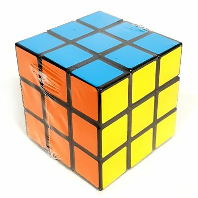 Cubo Puzzle Retrò-giocattolo Bambini Mente Gioco Rompicapo Giocattolo-sensoriale Regalo-mostra Il Titolo Originale Ricco Di Splendore Poetico E Pittorico