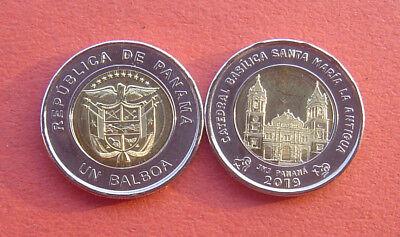 Catedral Basílica Santa María La Antigua WYD JMJ 2019 PANAMA COIN