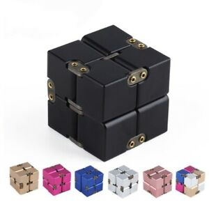 Unendlichkeit-Wuerfel-Deformation-Zauberwuerfel-Spielzeug-Angst-Druck-Freisetzung