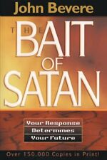 The Bait of Satan : Living Free from the Deadly Trap of Offense by John Bevere (1994, Paperback)