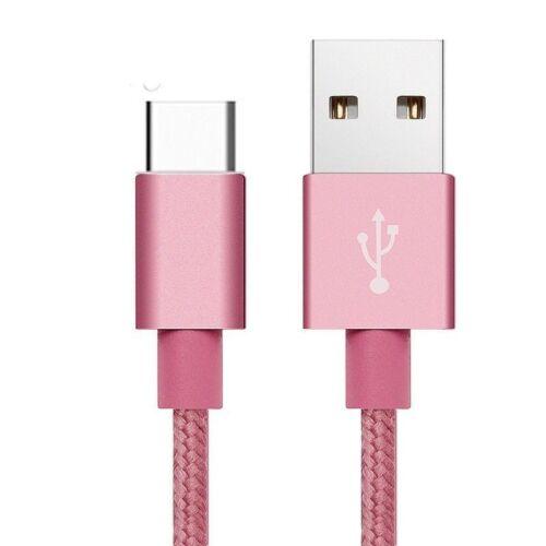 Type C 3.1 Rapide Chargeur USB Données Sync Câble Pour SONY XPERIA XZ//X COMPACT//HTC