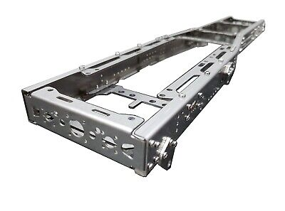 426mm Chassis Frame 4x2 SuperShort for Tamiya 1//14 truck STEEL!!