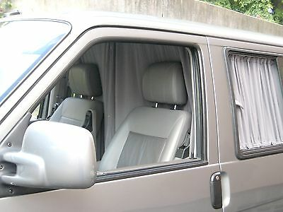 VW T4 Blinds Curtains Sight Protection Sunscreen 12 PCs. Caravelle BAIMEX