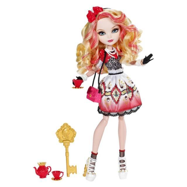 Mattel Ever After High Hat Tastic Apple White Doll Bjh34 For Sale Online Ebay