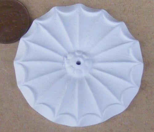 Échelle 1:12 diamètre 5.5 cm Plafond Rose Maison De Poupées Miniature À faire soi-même Accessoire B8
