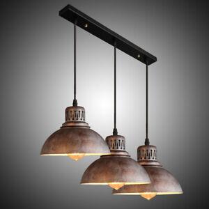 industrial barn 3 light pendant lights rustic kitchen