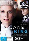 Janet King (DVD, 2014, 3-Disc Set)
