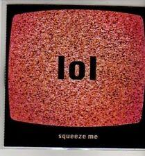 (CJ17) Lol, Squeeze Me - 2010 DJ CD
