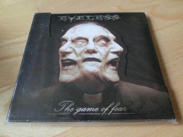Eyeless The Game Of Fear NEU OVP Hardcore Metalcore Groove Thrash Metal The Arrs