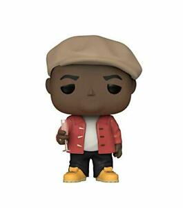 FUNKO POP NOTORIOUS B.I.G PROTECTOR WITH CHAMPAGNE BIG POPPA #153 EXCLUSIVE