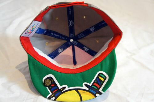 Kids Snapback Coperchi Baseball carattere Ragazze CARTOON Piatto Picco Ragazzi Cappelli