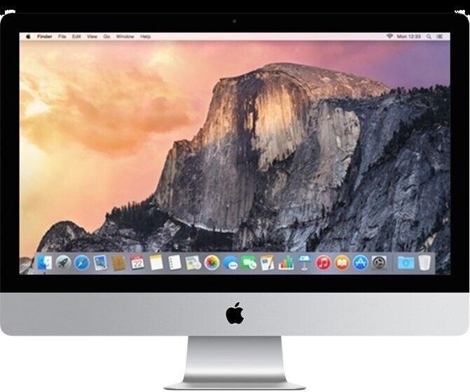 """iMac, Apple iMac (Svenskt Tangentbord) 27"""" 5K Radeon..."""