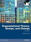 Organizational Theory, Design, and Change von Gareth R. Jones (2012, Taschenbuch)
