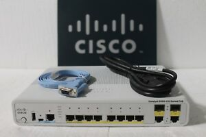 Cisco-WS-C3560CG-8PC-S-CATALYST-3560C-SWITCH-8GBE-POE-2XDUAL-UPLINK-IP-BASE