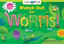 WATCH OUT FOR WORMS! LEARN TO READ READERS