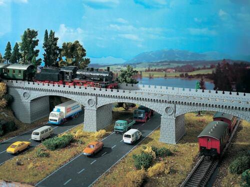 Vollmer 42551 h0 pierre arc pont #neu en OVP #