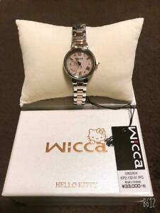 Hello-Kitty-Wicca-Citizen-WATCH-collaboration-model-Solar-Tech-for-Women-039-s