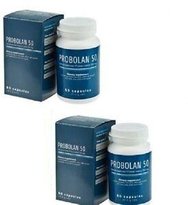 2-x-Probolan-50-Integratore-per-l-039-aumento-della-massa-muscolare-Somatodrol
