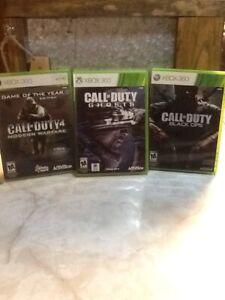 Call-of-Duty-Black-Ops-Modern-Warfare-Ghosts-Lot-Of-3