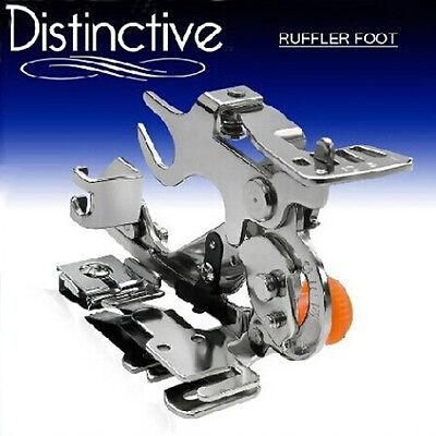 Multifunction Ruffler Presser Foot Low Shank Pleated Sewing Machine Accessories