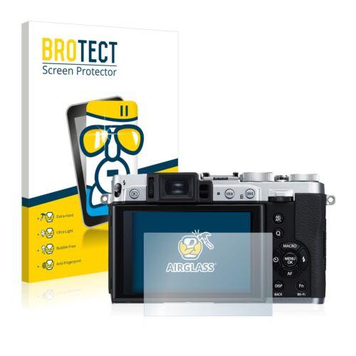 Protección de cristal blindado lámina para Fujifilm x30 9h lámina tanques protección lámina de vidrio