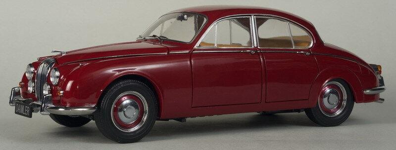 Paragon 98312r Daimler 250 V8 1967 Maron 1 18 Échelle Neuf Scellé Boîte - T48