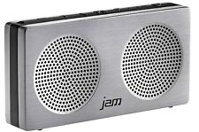 HMDX Jam Platinum Rechargeable Portable Bluetooth Wireless Speaker Speakerphone