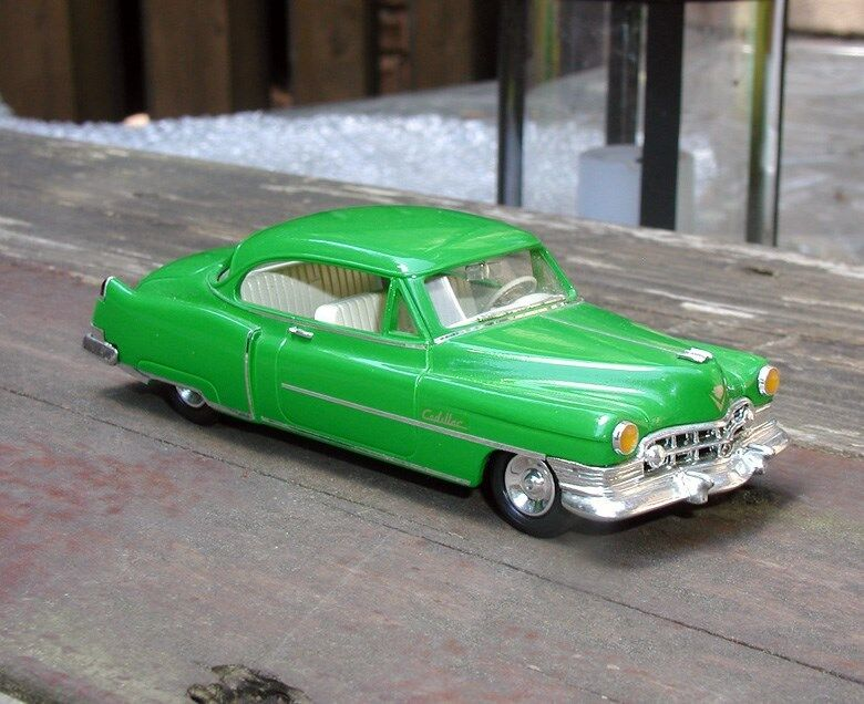 ELEGANCE 1 43 1950 CADILLAC SERIES 62 COUPE HANDMADE IN FRANCE