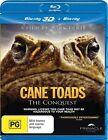 Cane Toads - The Conquest (Blu-ray, 2011)