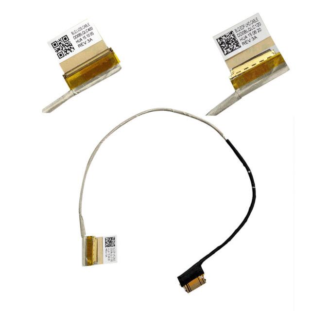 "OEM Toshiba Satellite L55-C Series 15.6/"" Laptop LCD Video Cable DD0BLQLC020"