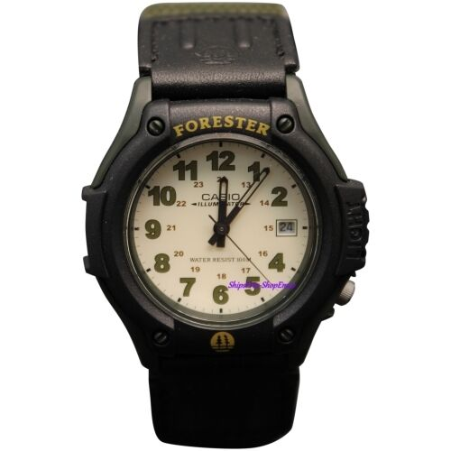 Casio Men's FT500WV-3BV Analog Sport Watch