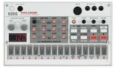 Korg VOLCASAMPLE Digital Sample Sequencer - White