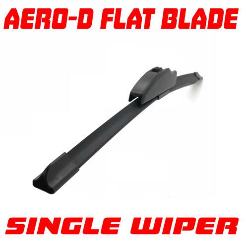 17 Inch Aero-D Flat Rear Wiper Blade Windscreen For Toyota Starlet 89-99