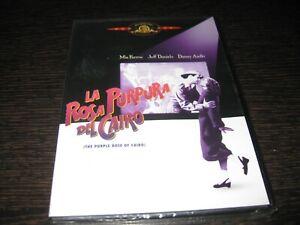La Rosa Viola Del Cairo DVD Mia Farrow Jeff Daniels Sigillata Nuovo