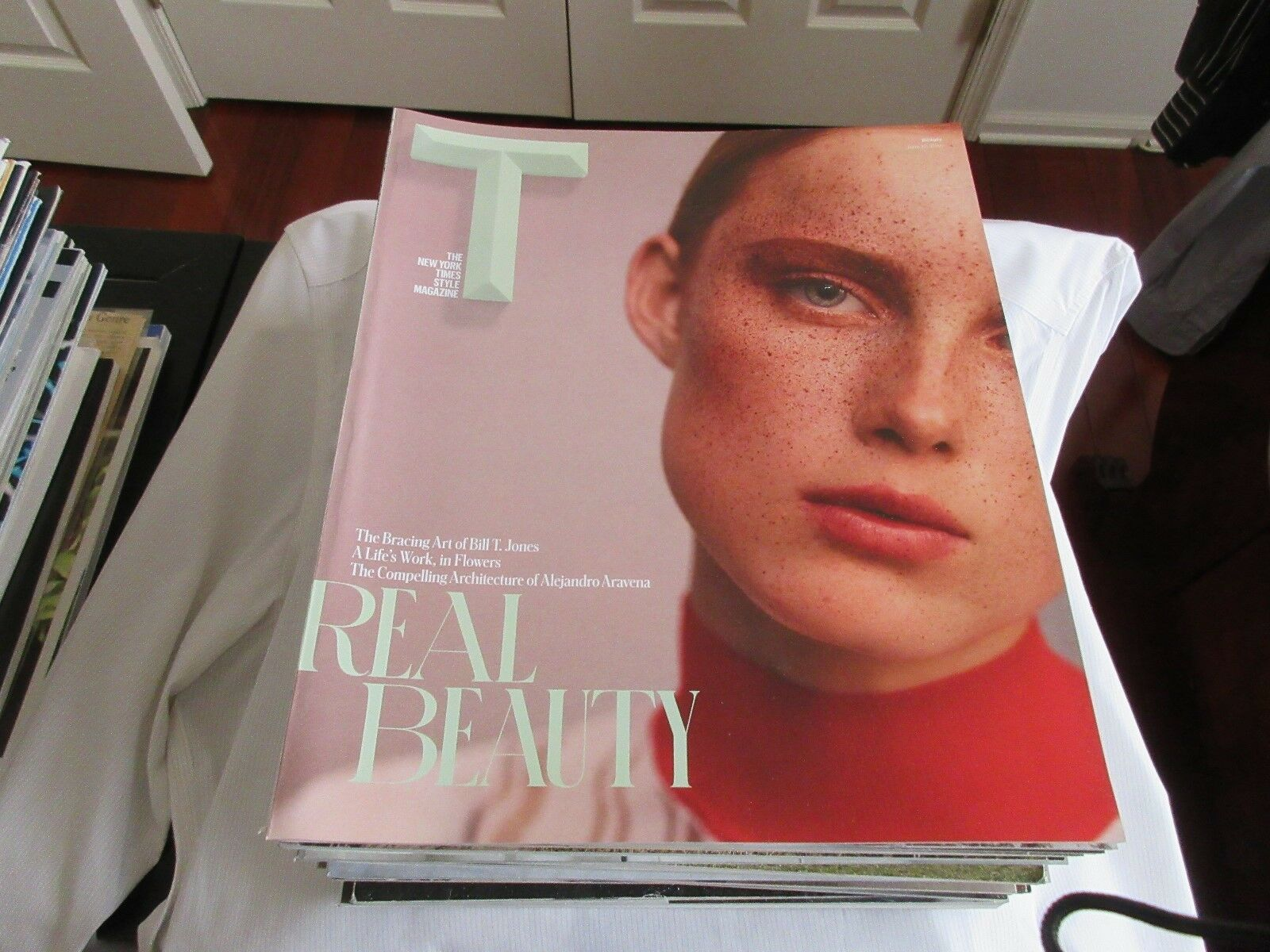 Real Beauty , New York Times Style Magazine , June 12 ,