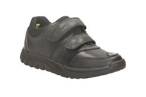 Boys Clarks School Shoes Jack Spring