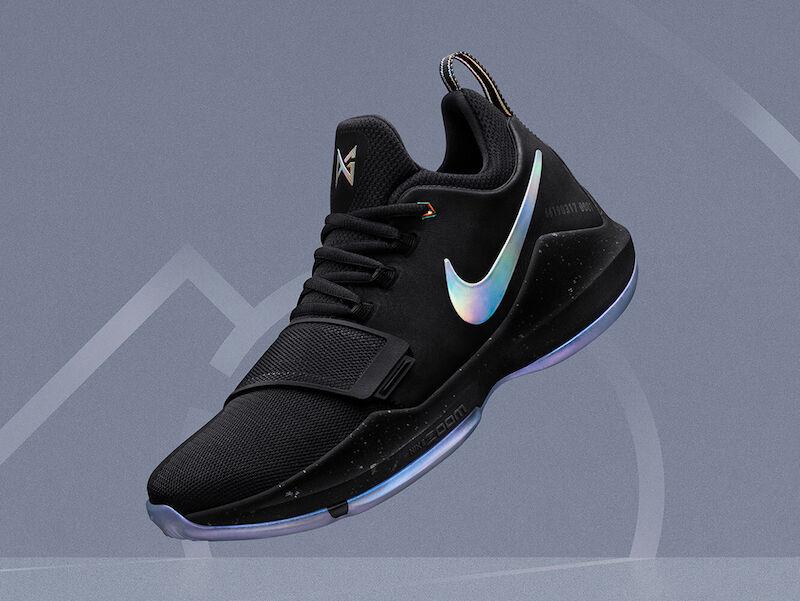 Nike PG1 TS Prototype Preheat Preheat Preheat Shining Size 9. 911082-099 jordan kobe 65f2e8