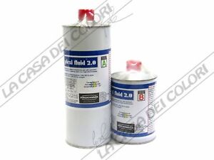 PROCHIMA - PLEXIFLUID 2.0 - 1,6 kg - RESINA EPOSSIDICA TRASPARENTE