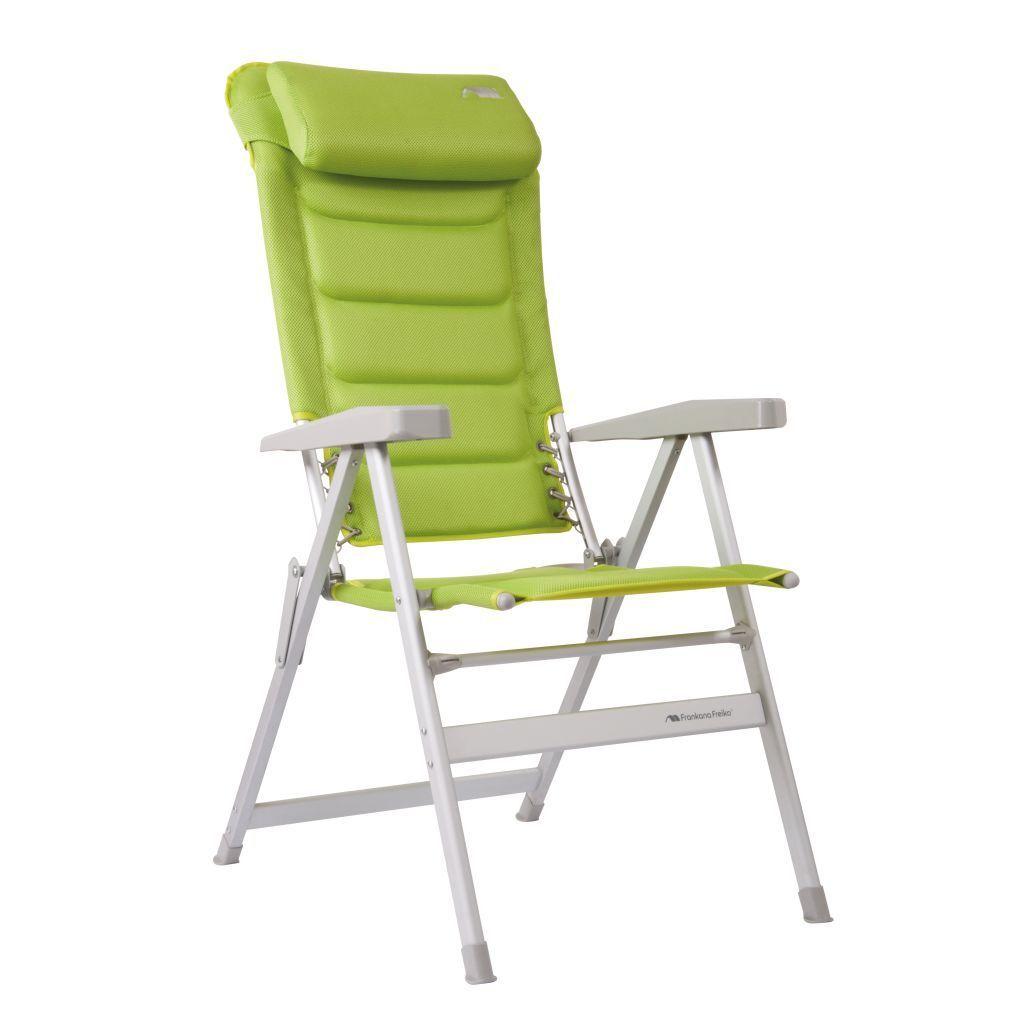 Campingstuhl HighQ Basic belastbar bis 120Kg Sitzhöhe 47cm 5,1kg
