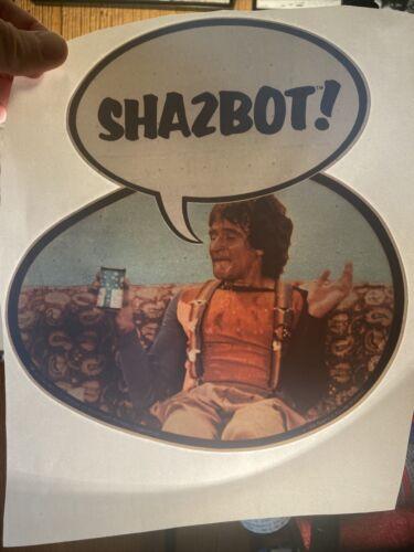 Robin Williams Mork And Mindy Shazbot TV Show Vint