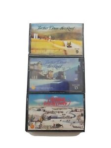 Shell Further Down the Road Cassette Lot of 3 Titles SEE DESCRIPTION FOR TITLES