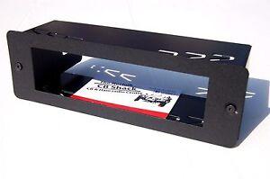 In-dash-mount-bracket-Metal-single-DIN-for-Midland-TTi-Danita-Intek-CB-radio