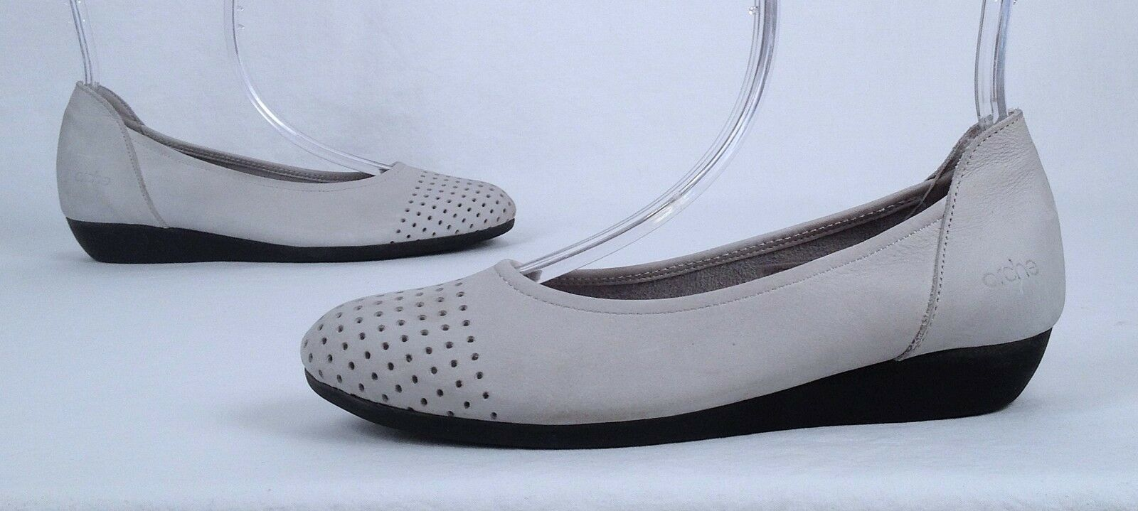 Arche 'onara' 'onara' 'onara' Flat-Brume-Talla 6 EE. UU. 37 UE  350 (P22)  excelentes precios