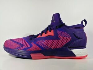 064f5e4c47b00 Details about Adidas D Lillard 2 Boost Primeknit Basketball Shoes size  13.5US New with box