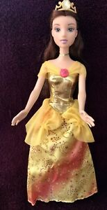 Disney-Sparkling-Princess-Collection-Beauty-amp-The-Beast-BELLE-Doll